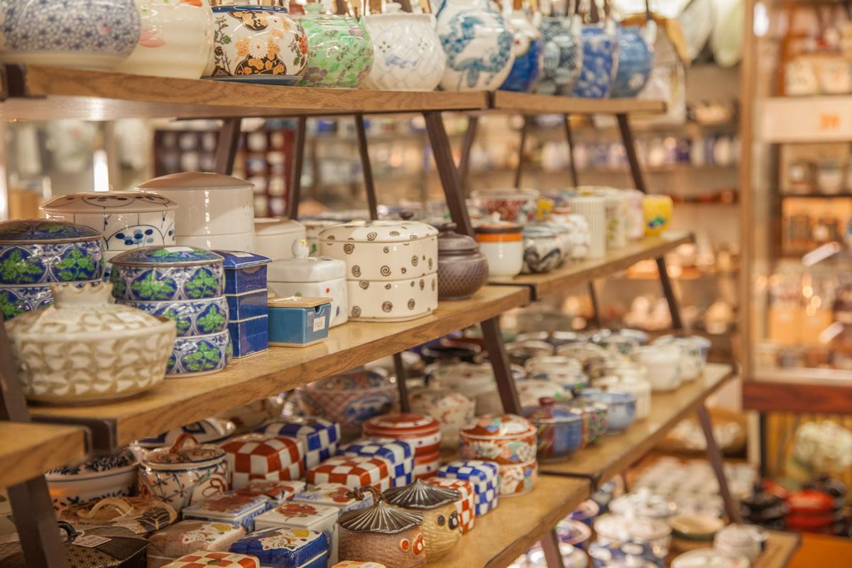 金玉堂 趣味の工芸陶器