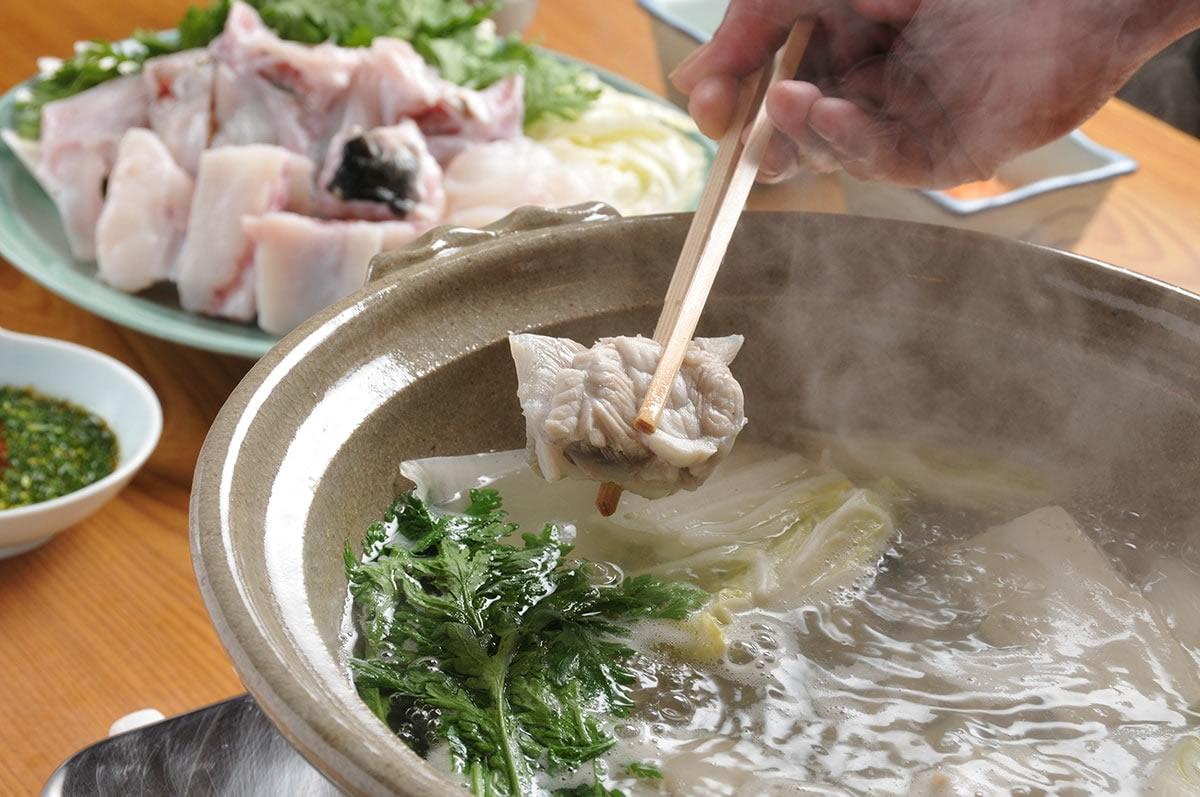 三浦屋 ふぐ料理